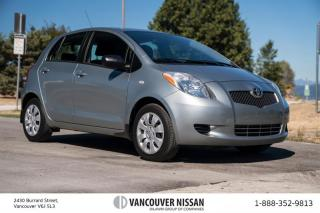 Used 2008 Toyota Yaris 5-door Hatchback LE 4A for sale in Surrey, BC