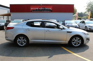 Used 2012 Kia Optima 4dr Sdn Auto EX for sale in Surrey, BC