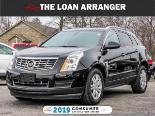 Used 2016 Cadillac SRX for sale in Barrie, ON