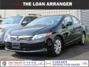 Used 2012 Honda Civic LX for sale in Barrie, ON