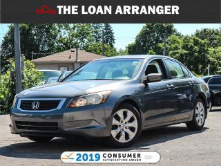 Used 2010 Honda Accord for sale in Barrie, ON