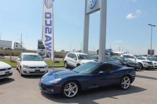 Used 2006 Chevrolet Corvette Base for sale in Whitby, ON