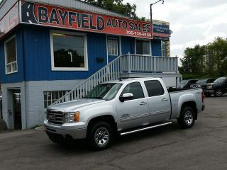 Used 2013 GMC Sierra 1500 Crew Cab 4x4 **DVD/Bluetooth/Only 79k!** for sale in Barrie, ON