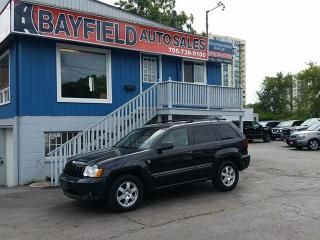 Used 2008 Jeep Grand Cherokee Diesel **Leather/Sunroof/Navi/Rev Cam** for sale in Barrie, ON