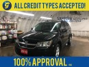 Used 2010 Dodge Journey SE*7 PASSENGER*U CONNECT PHONE*ALLOYS*ROOF RACK*3 WAY CLIMATE CONTROL w/REAR AIR CONTROL*KEYLESS ENTRY*POWER WINDOWS/LOCKS/HEATED MIRRORS*CRUISE CONTR for sale in Cambridge, ON