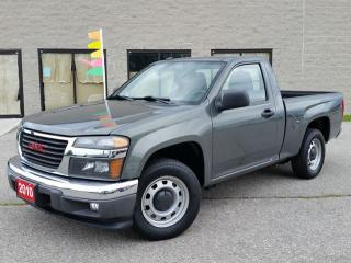 Used 2010 GMC Canyon SLE RWD for sale in Cambridge, ON