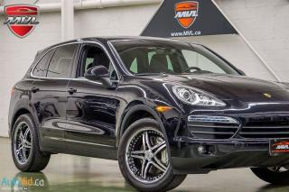 Used 2012 Porsche Cayenne S  SALE PENDING for sale in Oakville, ON