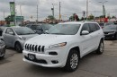 Used 2016 Jeep Cherokee Overland - 4x4, GPS, Leather, Sunroof for sale in London, ON