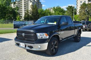 Used 2017 Dodge Ram 1500 SLT Outdoorsman - 4x4, bluetooth, sat radio, trail for sale in London, ON