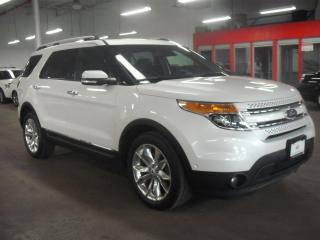 Used 2014 Ford Explorer Limited/NAVY/CAM for sale in North York, ON