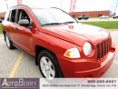 Used 2008 Jeep Compass SPORT - 4WD - 2.4L for sale in Woodbridge, ON