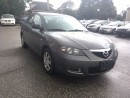 Used 2008 Mazda MAZDA3 GS - ONE OWNER - SAFETY&WARRANTY INCLUDED for sale in Cambridge, ON