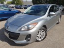 Used 2013 Mazda MAZDA3 GS-SKY-Sunroof-alloys-MINT for sale in Mississauga, ON