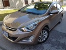 Used 2015 Hyundai Elantra SE(Sport)-Excellent service records for sale in Mississauga, ON