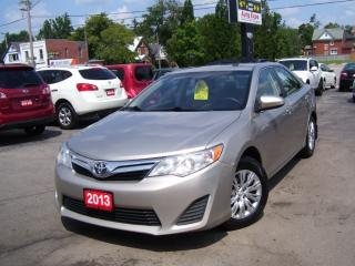 Used 2013 Toyota Camry LE for sale in Kitchener, ON