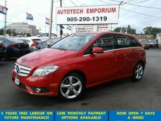 Used 2013 Mercedes-Benz B-Class Sports Tourer Auto Alloys/Btooth&ABS for sale in Mississauga, ON