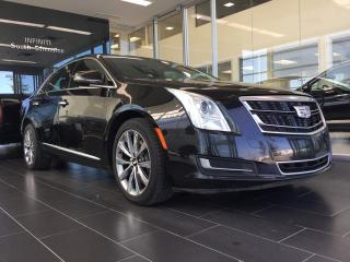 Used 2016 Cadillac XTS Accident Free, Heated/Cooled Seats for sale in Edmonton, AB