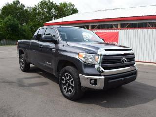 Used 2015 Toyota Tundra SR 5.7L V8 4dr 4x4 Double Cab for sale in Brantford, ON