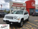 Used 2016 Jeep Patriot High Altitude, power roof, AWD for sale in Scarborough, ON