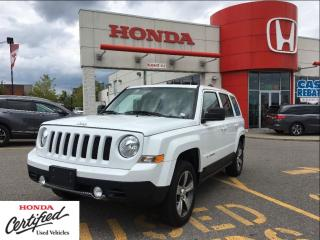 Used 2016 Jeep Patriot High Altitude, leather...power roof for sale in Scarborough, ON