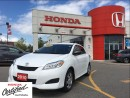 Used 2010 Toyota Matrix Base, amazing shape, 57000 km for sale in Scarborough, ON