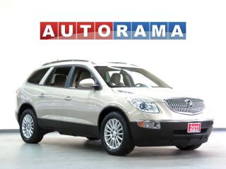 Used 2011 Buick Enclave 7 PASS BLUETOOTH AWD for sale in North York, ON