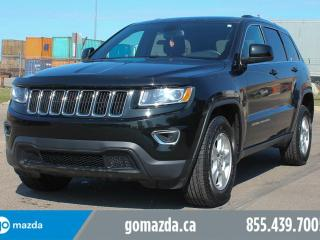 Used 2015 Jeep Grand Cherokee Laredo LOW KM'S 1 OWNER ACCIDENT FREE LOCAL for sale in Edmonton, AB