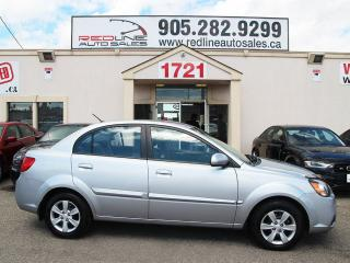Used 2011 Kia Rio WE APPROVE ALL CREDIT for sale in Mississauga, ON