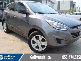 Used 2014 Hyundai Tucson GL HEATED SEATS BLUETOOTH for sale in Edmonton, AB