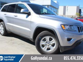 Used 2016 Jeep Grand Cherokee Laredo 4X4 ALLOYS HEATED SEATS BLUETOOTH for sale in Edmonton, AB
