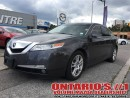 Used 2010 Acura TL w/Tech Pkg-TORONTO for sale in North York, ON