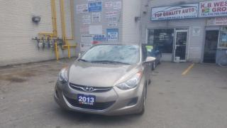 Used 2013 Hyundai Elantra GLS for sale in Scarborough, ON