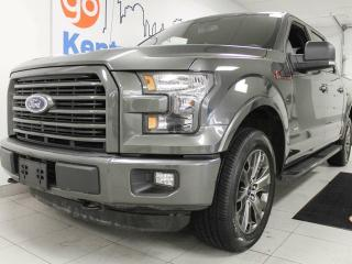 Used 2016 Ford F-150 XLT FX4 3.5L V6 ecoboost with NAV, power seat, and a killer bod ;) for sale in Edmonton, AB