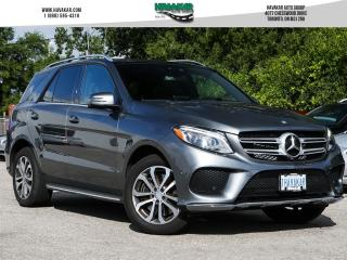 Used 2017 Mercedes-Benz GLE-Class 400 4MATIC PREMIUM PKG + for sale in North York, ON