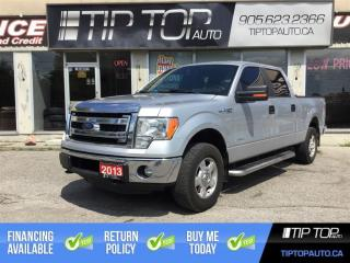 Used 2013 Ford F-150 XLT ** Eco-boost, 4X4, Backup Cam, Bluetooth ** for sale in Bowmanville, ON