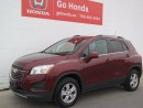 Used 2016 Chevrolet Trax LT for sale in Edmonton, AB