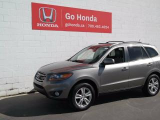 Used 2011 Hyundai Santa Fe GL 3.5 Sport All-wheel Drive for sale in Edmonton, AB