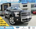 Used 2017 Ford F-150 Limited | LOADED | NAV | LEATHER | REAR CAM | for sale in Brantford, ON