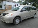 Used 2005 Toyota Sienna CE for sale in Scarborough, ON