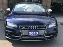Used 2013 Audi S7 Fully serviced by Audi for sale in Mississauga, ON