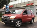 Used 2006 Kia Sportage LX-Convenience for sale in Mississauga, ON