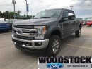 Used 2017 Ford F-250 Super Duty Lariat Ultimate Package, Quad Beam LED, Factory De for sale in Woodstock, ON