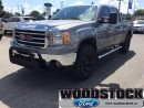 Used 2013 GMC Sierra 1500 SLE - Bluetooth -  Onstar for sale in Woodstock, ON