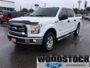 Used 2016 Ford F-150 300A, 2.7L Ecoboost Engine, Sync for sale in Woodstock, ON