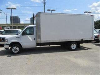 Used 2015 Ford E450 16 ft gas cube vans loaded x 2 for sale in Richmond Hill, ON
