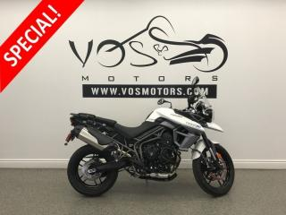 Used 2016 Triumph Tiger 800  XR - No Payments For 1 Year** for sale in Concord, ON