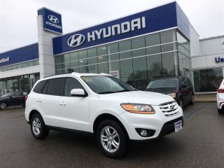 Used 2010 Hyundai Santa Fe GLS - Bluetooth -  Siriusxm for sale in Brantford, ON