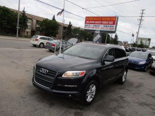 Used 2009 Audi Q7 LEATHER, SUNROOF, BACKUP CAMERA for sale in Scarborough, ON