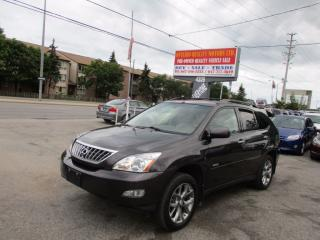 Used 2009 Lexus RX 350 RX350,LEATHER,SUNROOF , for sale in Scarborough, ON