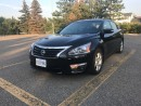 Used 2013 Nissan Altima SL for sale in Etobicoke, ON